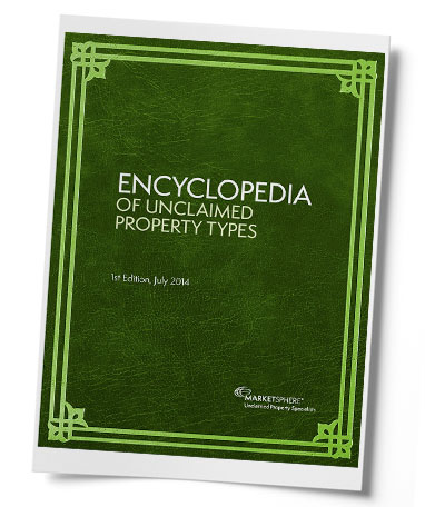 Encyclopedia of Unclaimed Property Types E-Book