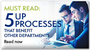 Read the blog: 5 U.P. processes that benefit other departments
